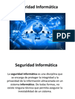 Seguridad Informática en La Empresa