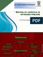 Logisttica en El Sector Publico 1