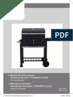 Manual BBQ Toronto