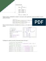 Funciones especiales de Matlab