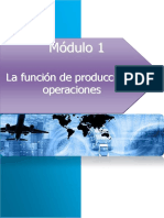 Administración de Producción - Unidad 1