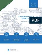 Estonija Syber Security Strategy 2019-2022