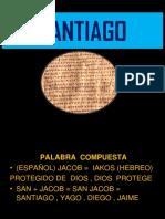 LIBRO DE SANTIAGO