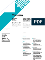 META Journal on Trauma