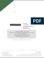 Tommasino H., Cano, A. Modelos de extensión universitaria en las universidades latinoamericanas en el siglo XXI.