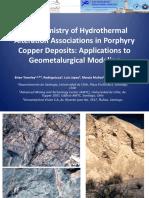 GeochExp_07_Geochemistry&Geological-Geomet_Modeling_XIVCGCH-2015