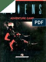 Aliens Adventure Game - Core Rules