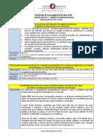 Principais Julgados de 2011 - 2o Semestre - Constitucional