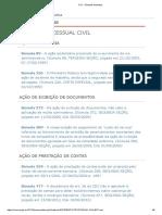 STJ - Súmulas AnotadasDPCV1