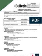 Correctie Op Service Manual VZR1800 Clutch