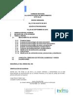 Acta No. 23 de 2019 SEM