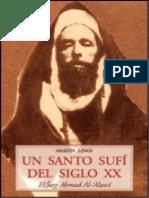 Un santo sufi - Martin Lings.epub