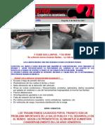 Alerta Vial 016 Cuide Sus Llantas