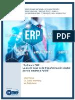 Software ERP La pieza base de la transformación digital para la empresa