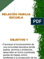 Relación familia-escuela