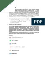 Manual de Procedimiento de empresa privada