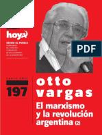 El marxismo y la revolución argentina Cuaderno 197