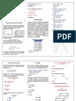 Tapa sin caja, problema de cálculo diferencial