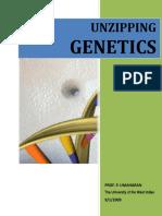 Unzipping Genetics