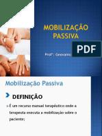 2 - Mobilização Passiva