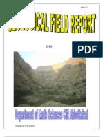 Field Report of Nammal Gorge