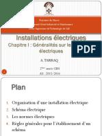 Installations Électriques Ch1