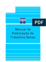 Manual Elaboracao Trabalhos Senac