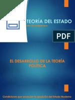 El Desarrollo de La Teoría Política(2)