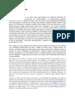 El Modelo de Jean Piaget