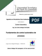 Fundamentos de Control Automático de Procesos. Rev. 2