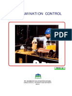 1. Contamination Control