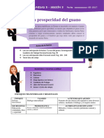 Sesion Personal Prosperidad Del Guano