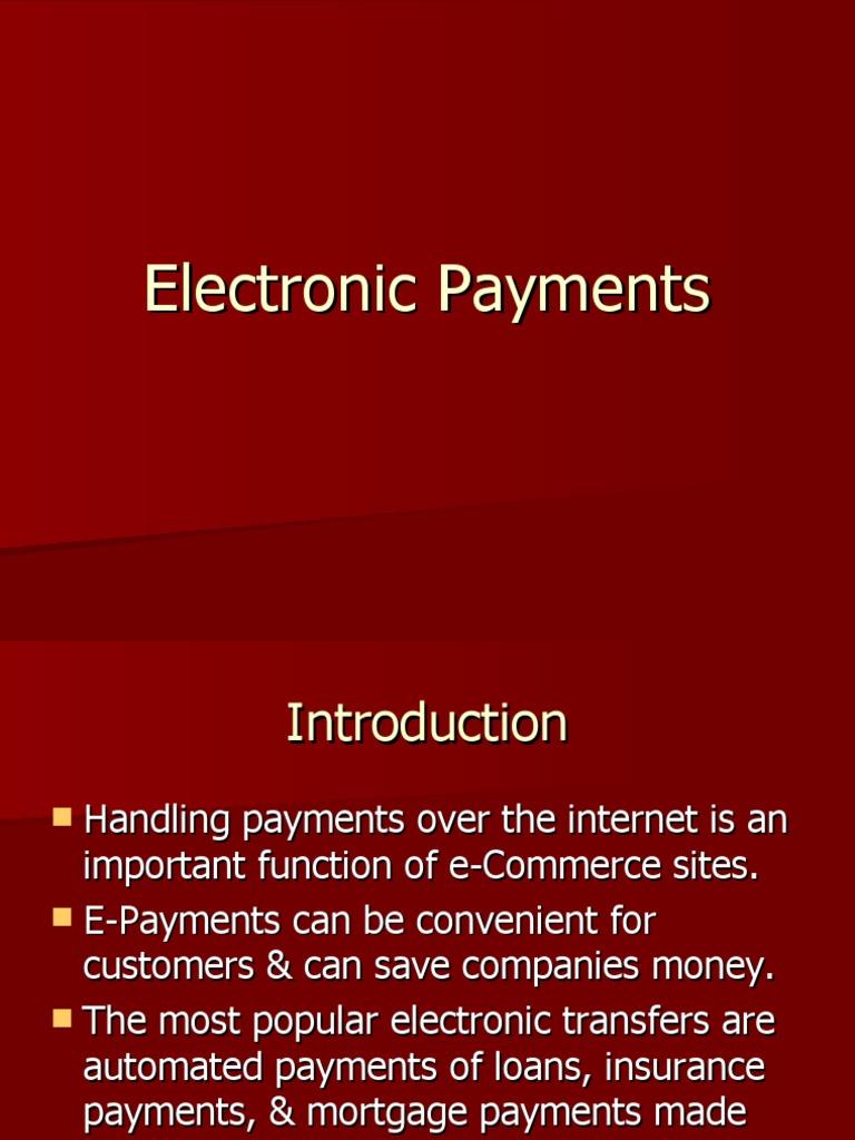 Nwedi Payments