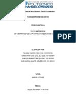 Primera Entrega Fundamentos de Redaccion (1)