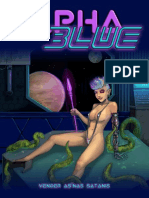 Alpha Blue - Core Rulebook