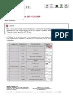 BT-10-2019- Nuevas Herramientas Para Nuevos Modelos VW PKW