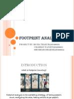 FOOTPRINT ANALYSIS-1