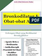 Bronkodilator  Obat-obat Asma.pptx