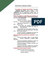 Introducción Al Derecho Cátedra Cuadro de Normas Jurídicas