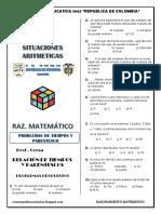 Problemas de Relacion de Tiempos y Parentescos TP3Ccesa007