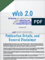 Web 2.0 presentation by Ed Yourdon