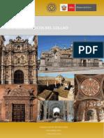 Templos barrocos del Collao