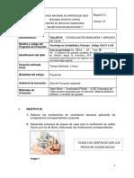 6,1 Taller Conciliación Bancaria y Arqueo de caja