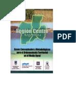 Libro Región Centro-cap aguas sub