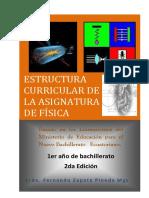 PLANES DE CLASE DE FISICA 4TO