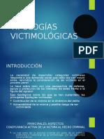 TIPOLOGÍAS VICTIMOLÓGICAS