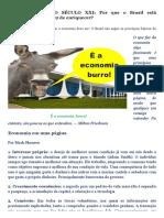 O SUBVERSIVO DO SÉCULO XXI_ Por que o Brasil está empobrecendo em vez de enriquecer_