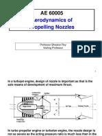 Aircraft Propulsion - Nozzles
