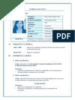 CV DOCUMENTADO PRONABE