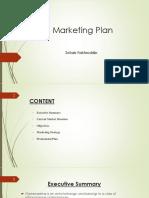 Marketing Plan on ParacetamolOrphenadrine Citrate
